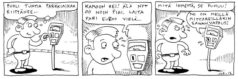 Parkkimaksu Turku